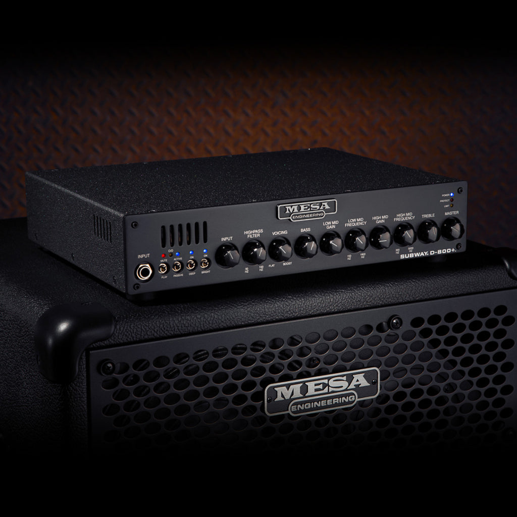 MESA/Boogie Subway D-800+ Bass Amp