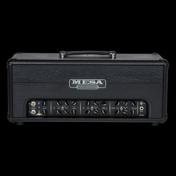 MESA/Boogie Triple Crown TC-50 Head - Standard Dress