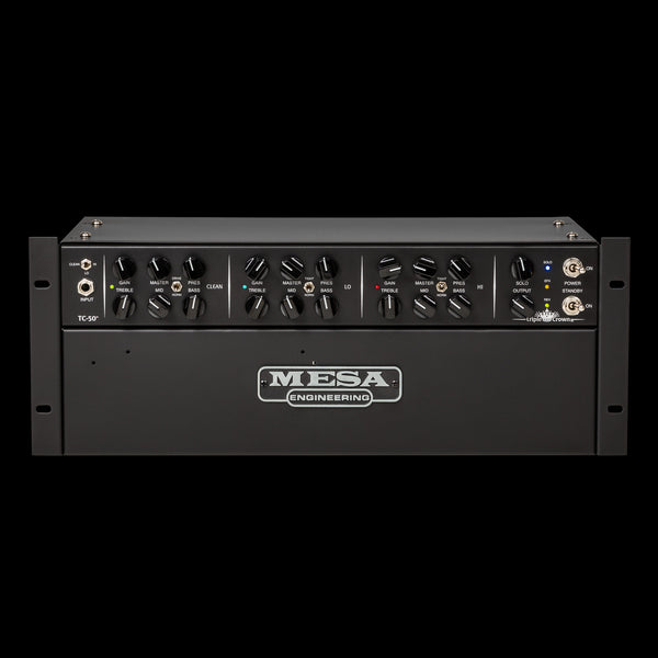 MESA/Boogie Triple Crown TC-50 Rackmount Head