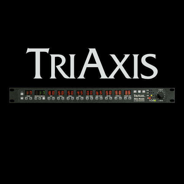 Mesa/Boogie TriAxis Programmable PreAmp