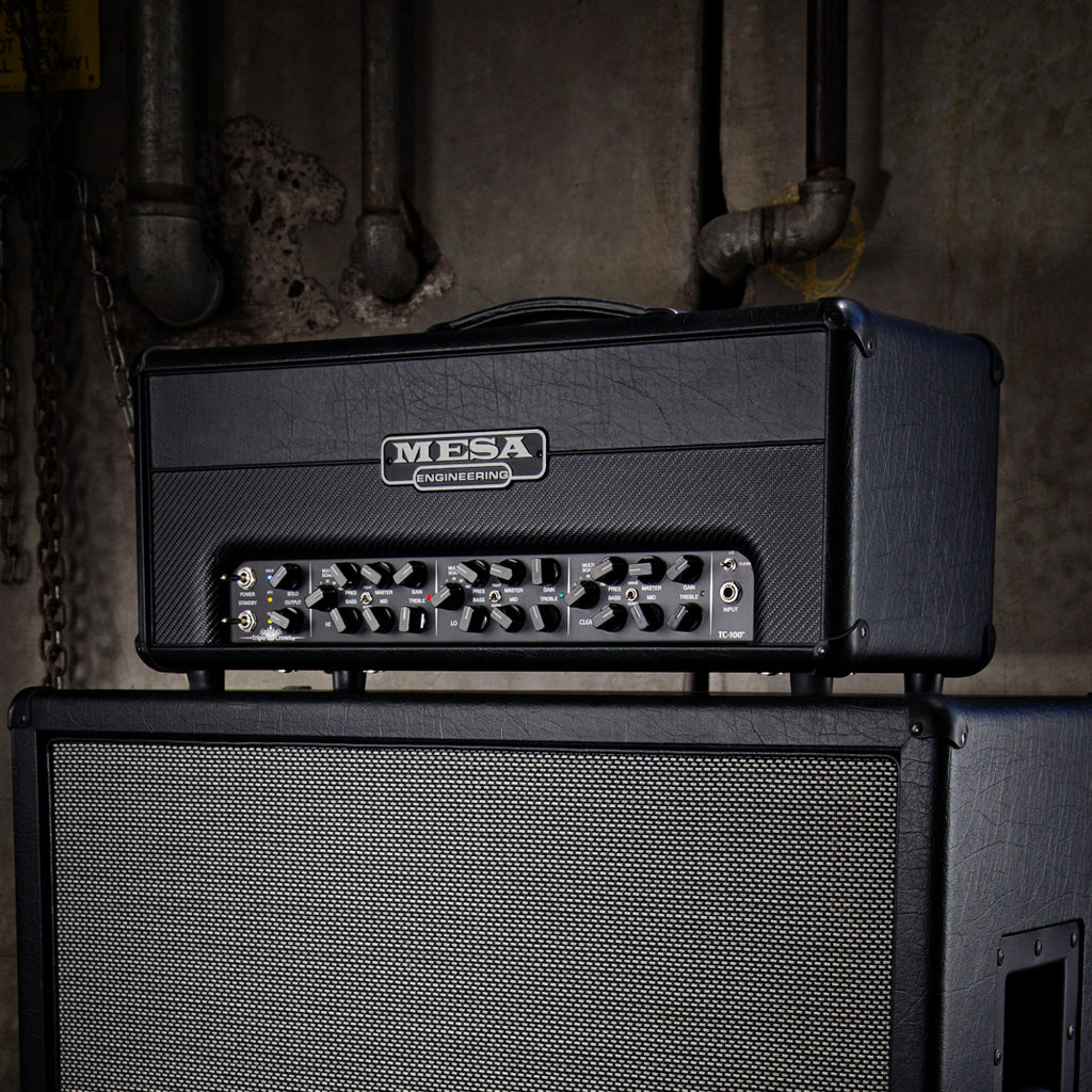 MESA/Boogie Triple Crown TC-100 Head