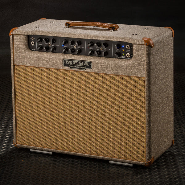 MESA/Boogie Triple Crown TC-50 1x12 Combo - Custom Fawn Slub Bronco / Tan Jute Grille