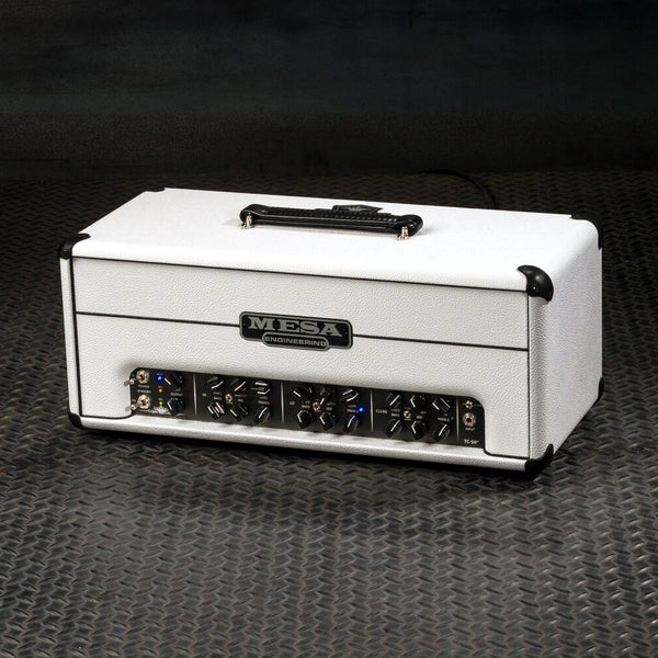 MESA/Boogie Triple Crown TC-50 Head - Custom Hot White Bronco