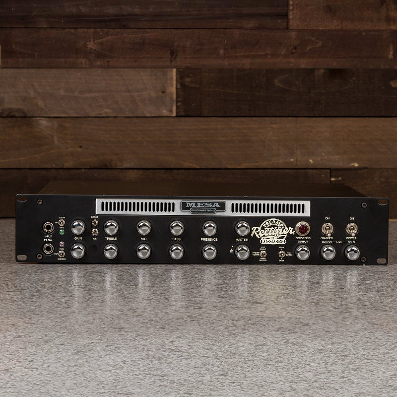 MESA/Boogie Rectifier Recording PreAmp - USED - RP-2673