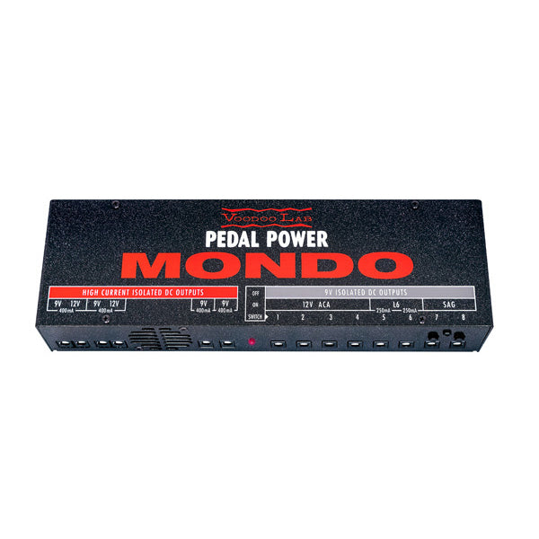 Voodoo Lab - Pedal Power Mondo - Isolated Power Supply