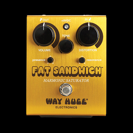 Way Huge - Fat Sandwich Distortion Pedal