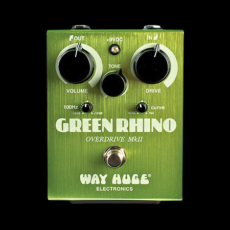 Way Huge - Green Rhino Overdrive Pedal