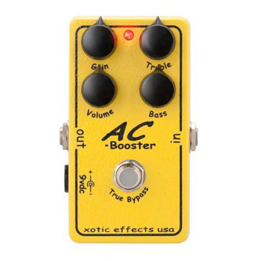 Xotic Effects - AC Booster Pedal