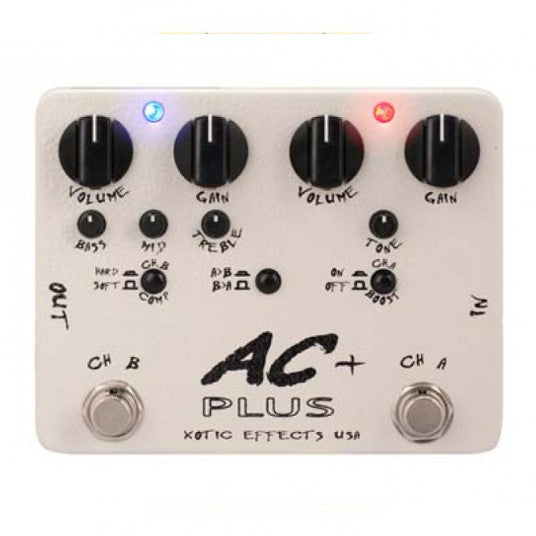 Xotic Effects - AC Plus Pedal