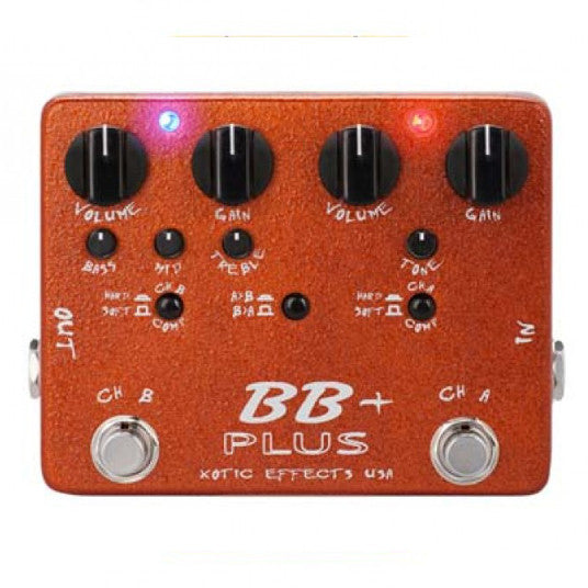 Xotic Effects - BB Plus Pedal