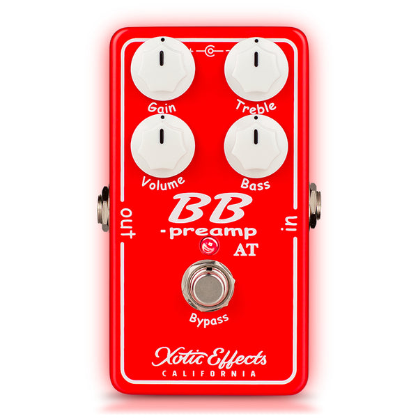Xotic Effects - BB Preamp Andy Timmons Limited Edition