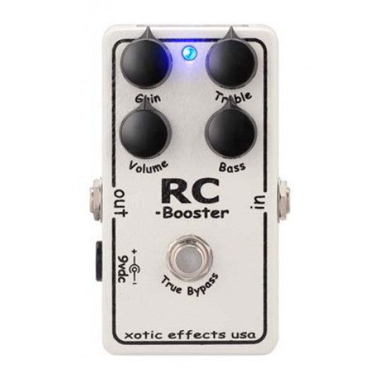 Xotic Effects - RC Booster Pedal