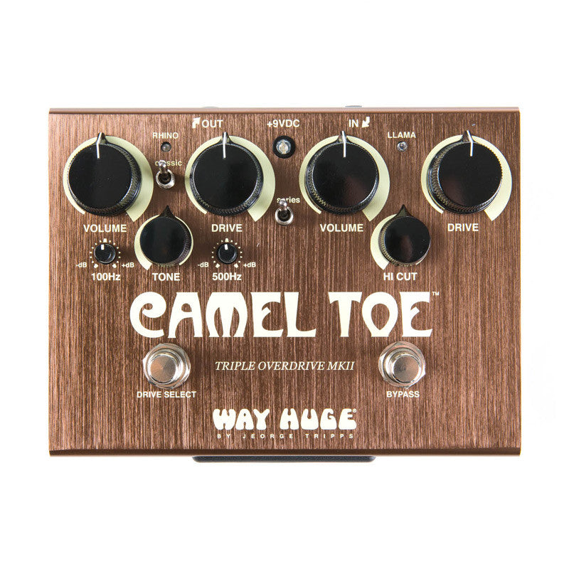 f8771ca1086 Way Huge - Camel Toe Overdrive Pedal – Mesa Boogie Hollywood