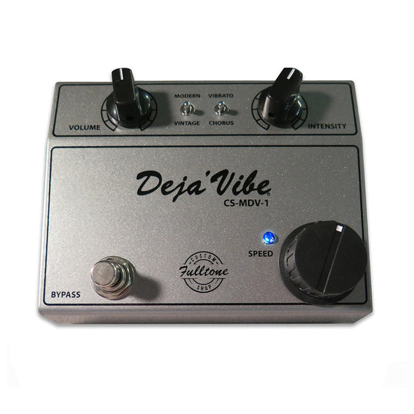 Fulltone Custom Shop Mini Deja Vibe CS MDV-1
