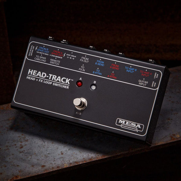 MESA/Boogie Head-Track - Head + FX Loop Switcher