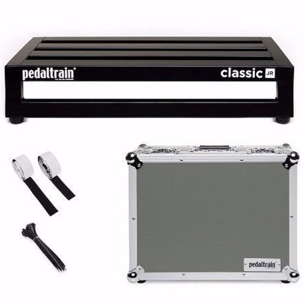 Pedaltrain Classic JR with Tour Case