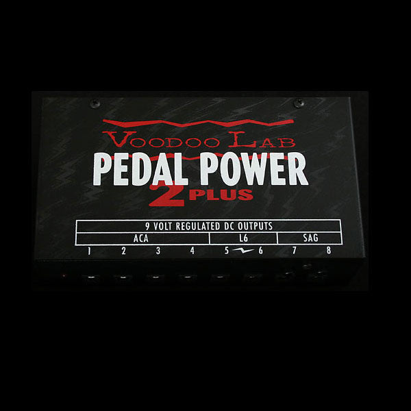 Voodoo Lab - Pedal Power 2 Plus