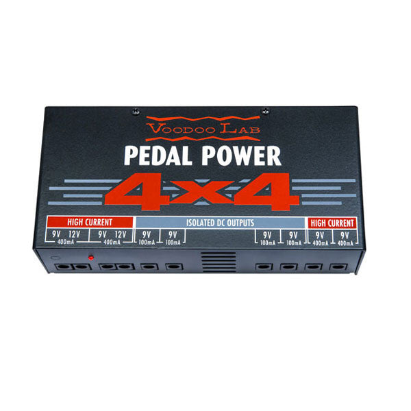 Voodoo Lab - Pedal Power 4x4