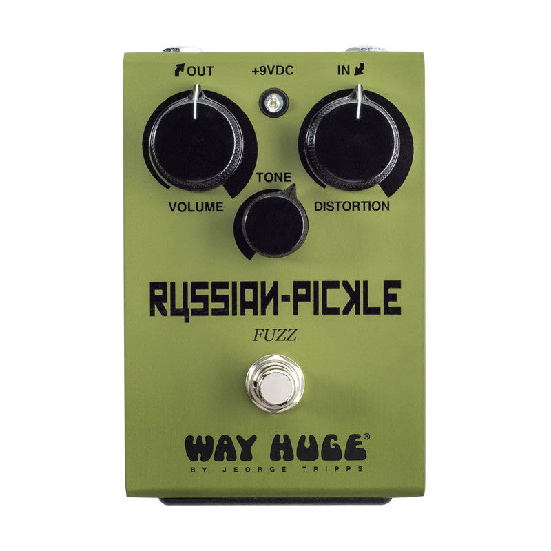 Way Huge - Russian Pickle Fuzz Pedal