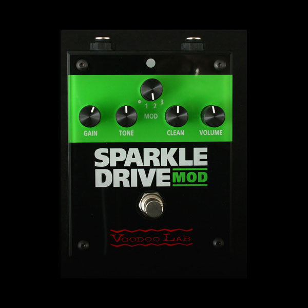 voodoo lab sparkle drive mod pedal mesa boogie hollywood. Black Bedroom Furniture Sets. Home Design Ideas