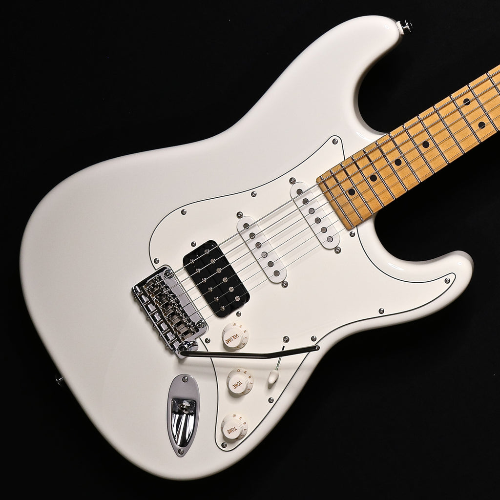 Suhr Classic S - Olympic White - Maple Fingerboard