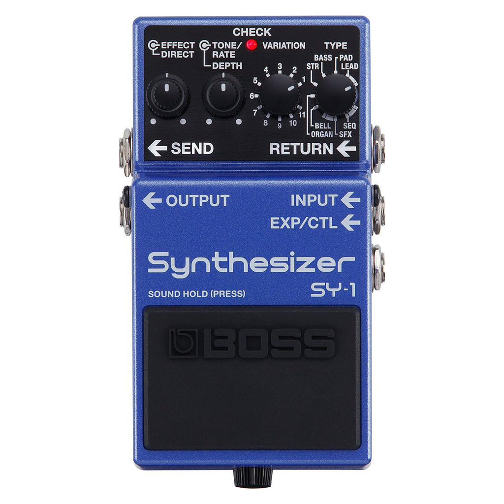 Boss SY-1 Synthesizer