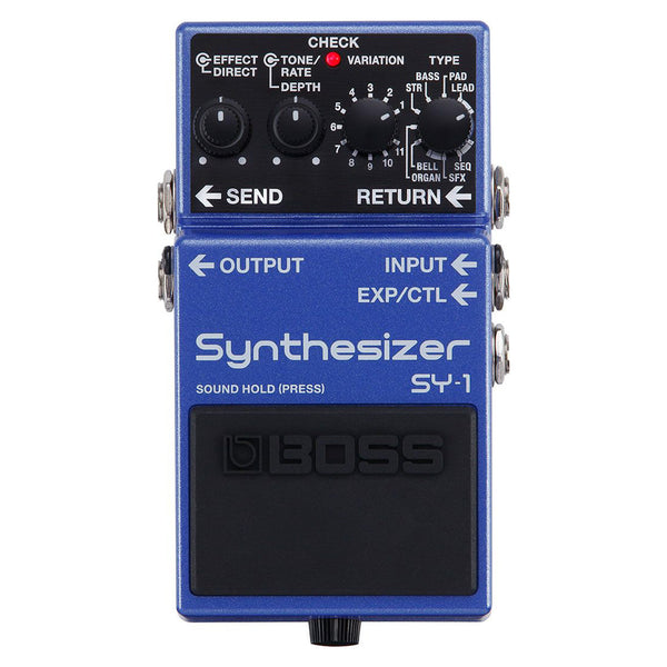 Boss - SY-1 Synthesizer