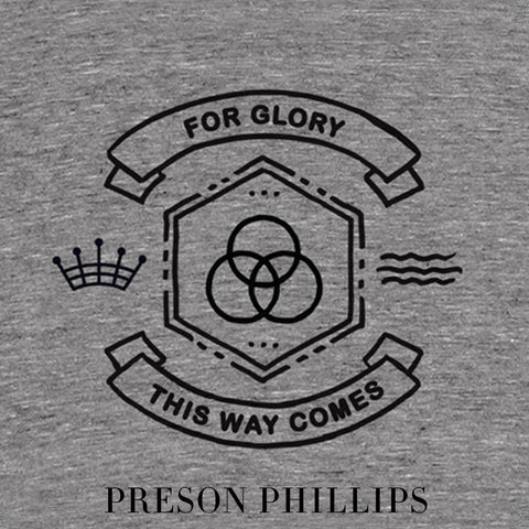 'For Glory' Pocket T-Shirt