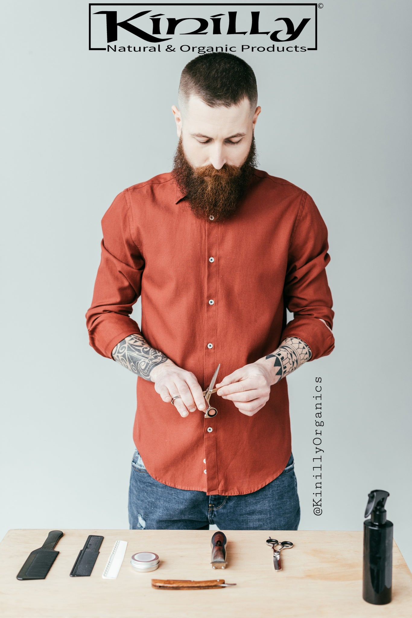 Beard Care: Beard Grooming Tips on Maintaining a Great Beard
