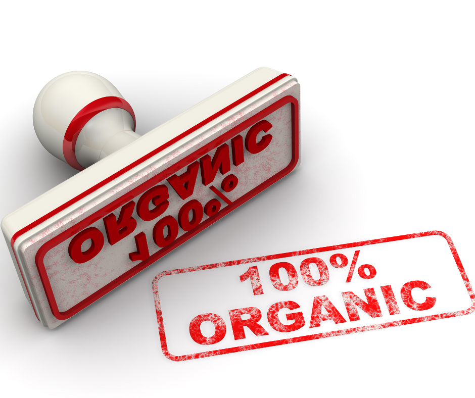Certified Organic Labeling