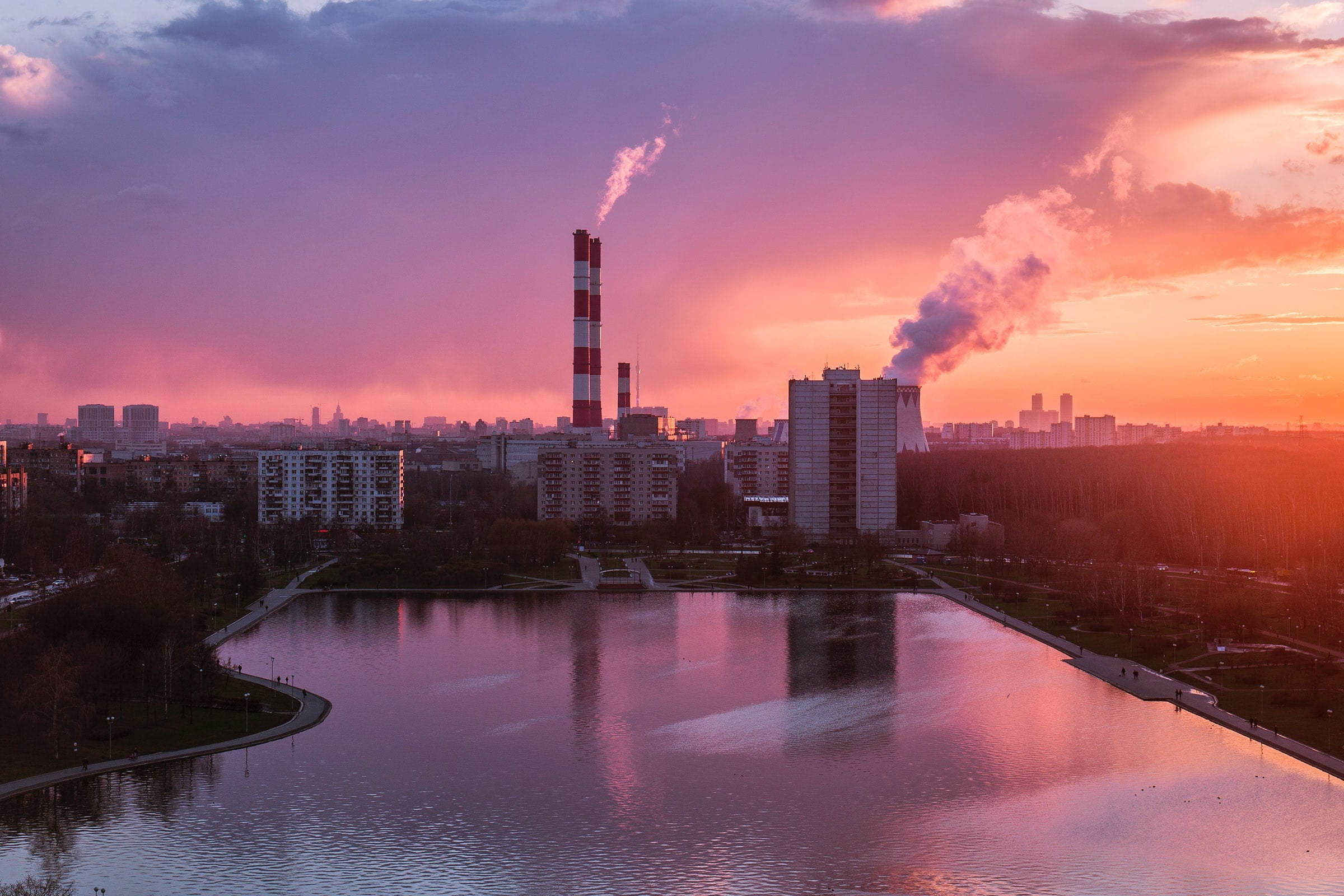 pollution can increase risk of toxin overload
