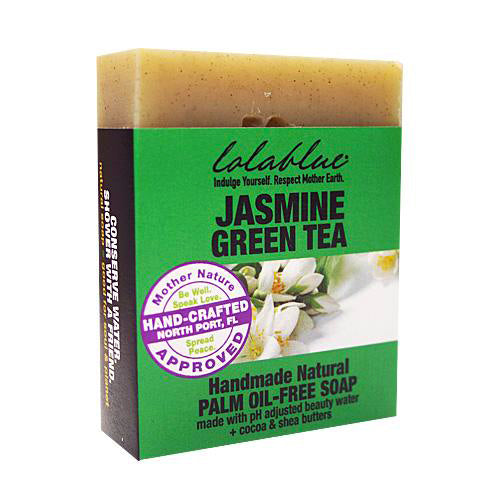Jasmine Green Tea All Natural Soap Bar