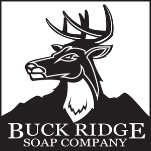 Buck Ridge Soap Company logo