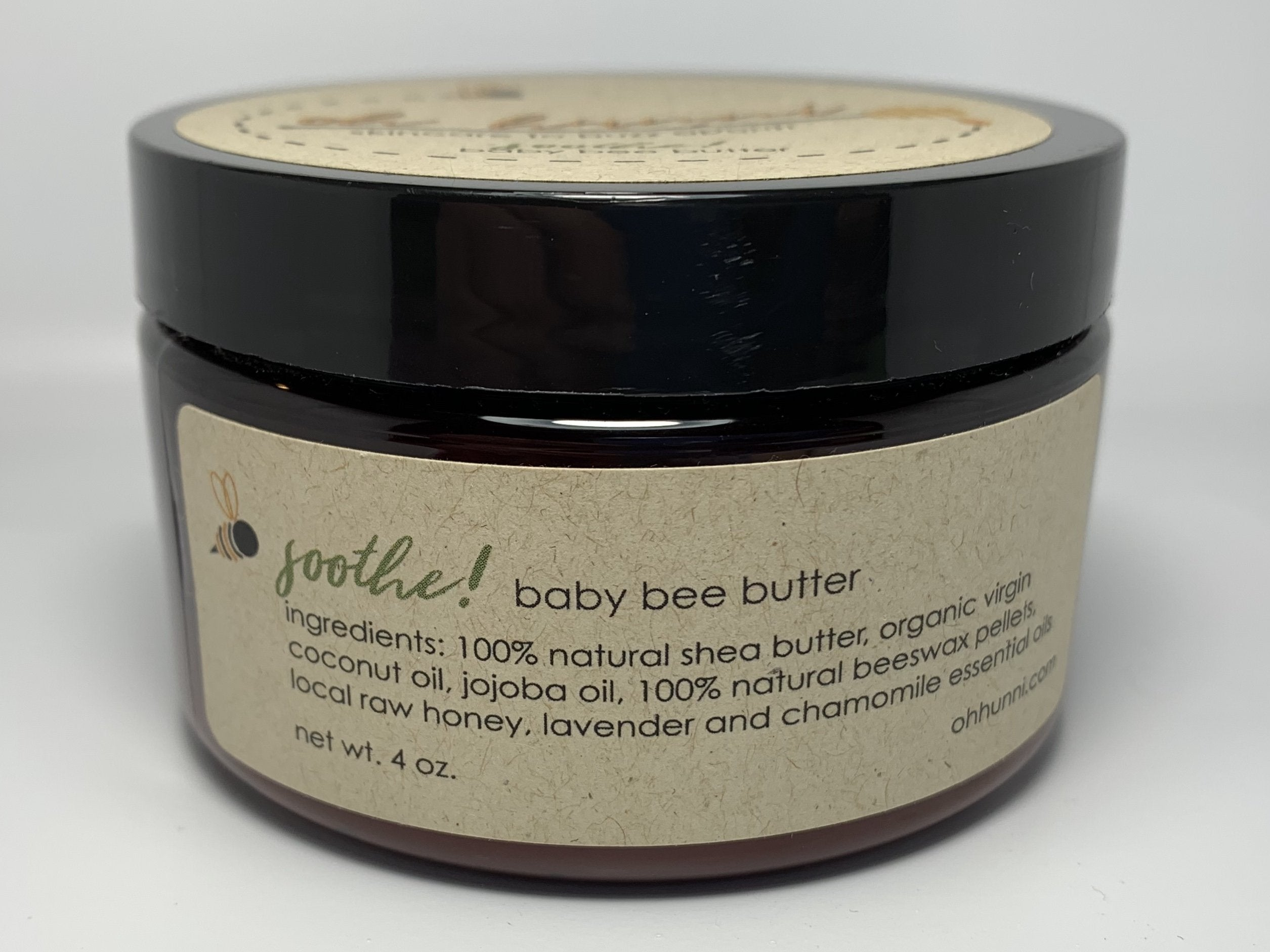 All Natural Body Butter made in the USA