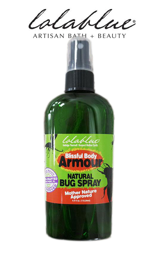 Blissful Bug Armour Insect Repellent Natural Bug Spray