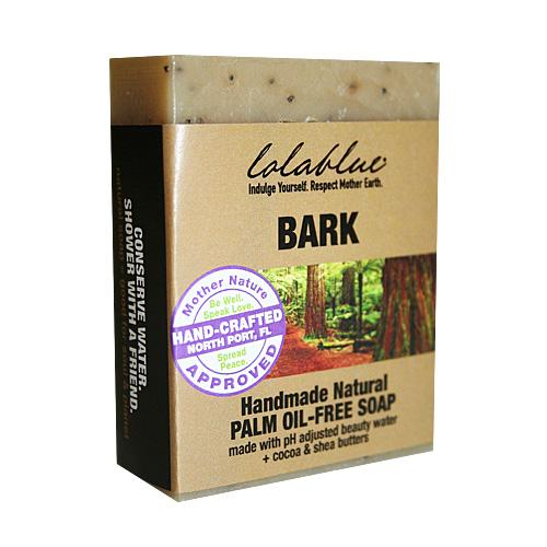 All-Natural Bark Soap