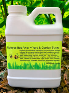 Bug Away Lawn & Garden Insect Repellent Spray