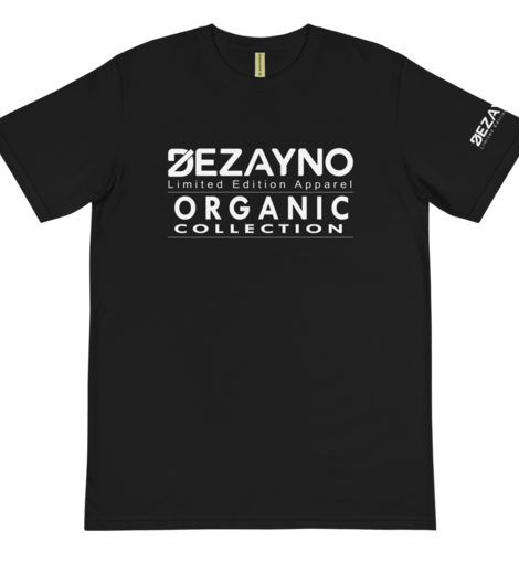 Organic T-shirts by Dezayno