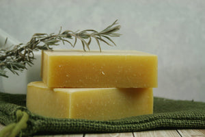 Natural Campers Shampoo & Body Bar - Insect Repellent Soap