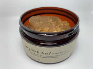 All Natural Sugar Scrub from Oh Hunni