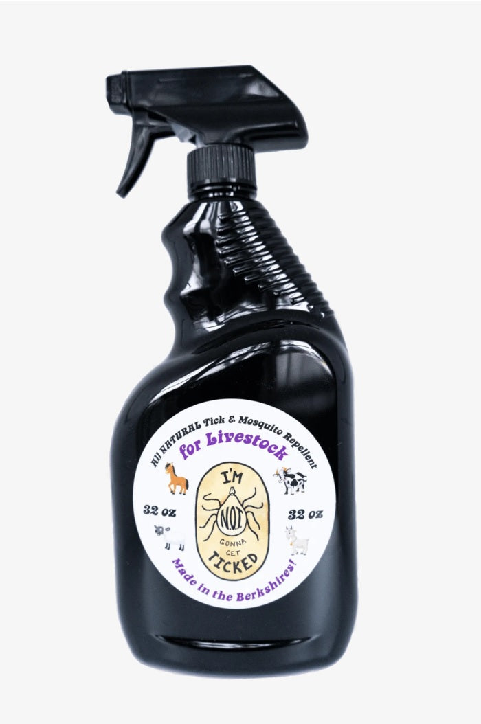 Natural Insect Spray for Livestock