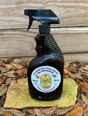 All Natural Livestock Spray by N.O.T. Enterprises