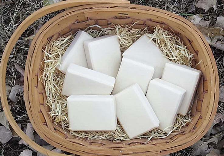 All Natural Goat Milk Soap Bar