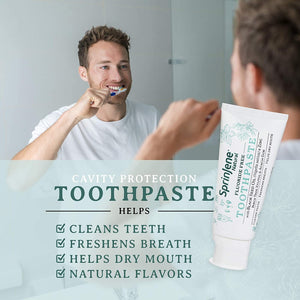 SprinJene Toothpaste benefits