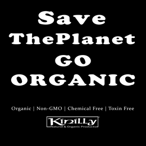 Save the Planet Go Organic - Large Organic Tote Bag