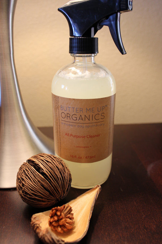 All Purpose Cleaner - All Natural & Organic