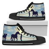 Sky Horse Women's High Top