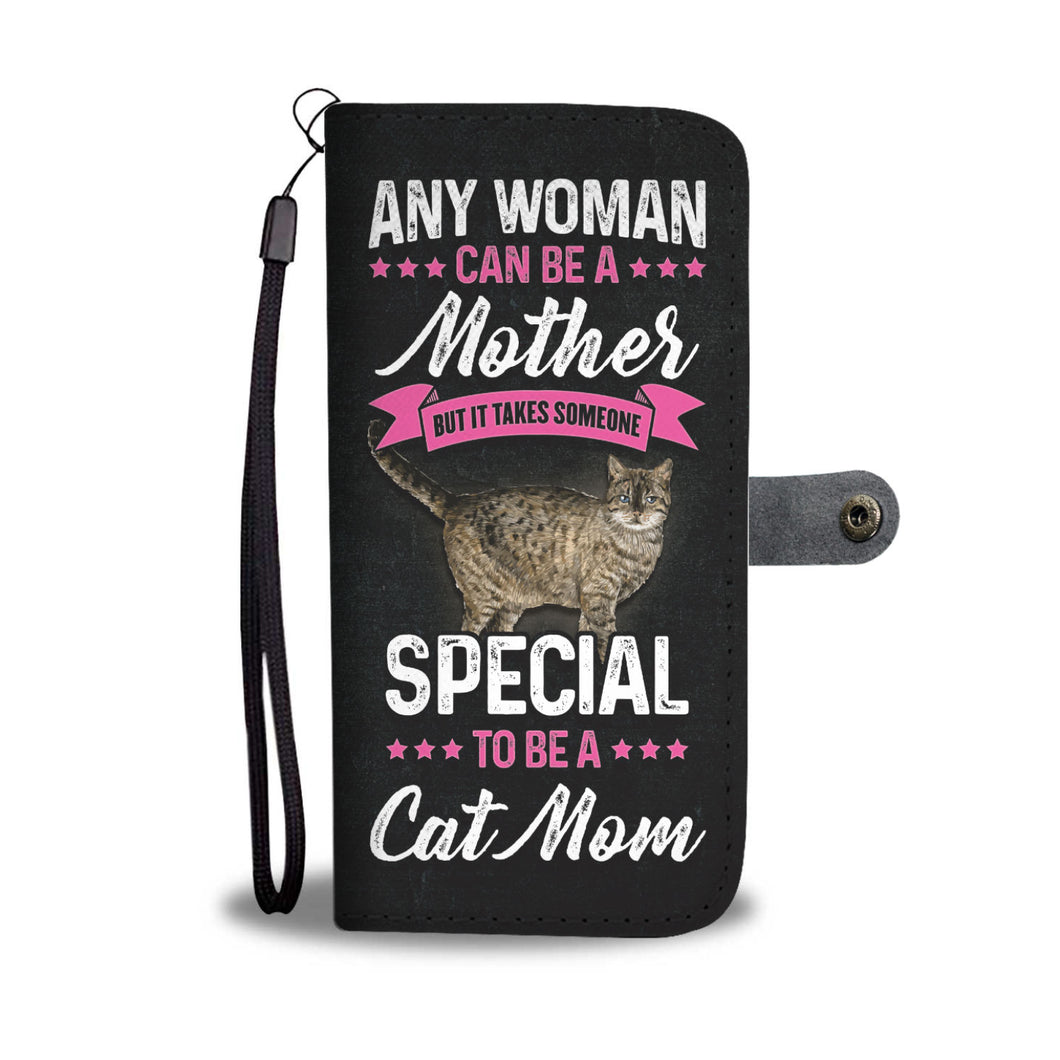 Cat Lover - RFID Wallet Phone Case