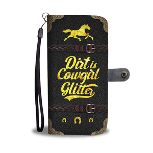 COWGIRL - RFID WALLET PHONE CASE