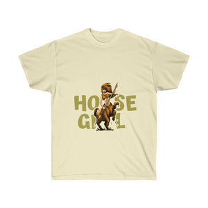 Horse Girl T-Shirt - Concert Tee Shirt - T Shirt- Gift - Cow Lover - Funny Cowgirl - Mom Gift Rodeo - Centaurette